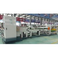 Quality Single Corrugated Cardboard Machine Electric Blade Adjustment 1800mm Working Width for sale