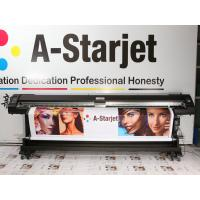 China Wide Format Inkjet A Starjet Printer High Resolution 1440DPI For Polyester Canvas wholesale