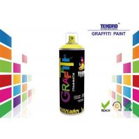 China Various Colors Graffiti Spray Paint For Street Art And Graffiti Artist Creative Works wholesale