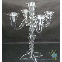 China CH (7) wedding cake stand crystal wholesale