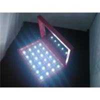 China Customized Acrylic Cosmetic Display And Acrylic Makeup Box With Led Light wholesale