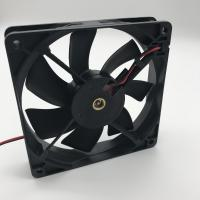 China 115 CFM 12V DC Brushless Fan 120mm/ San Ace High Speed For Electric Heating Furnace wholesale