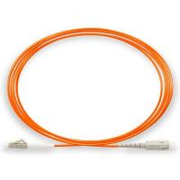 Buy cheap Simplex Multimode Fiber Patch Cord LC / UPC to SC / UPC 50 / 125 OM2 from wholesalers