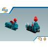 3NB Series Triplex Drilling Mud Pumps , Horizontal Triplex Single Acting Piston Pump