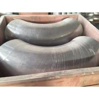 China Petroleum Ss Pipe Fittings , OD 1 / 2 - 48 Inch Stainless Steel Tube Weld Fittings wholesale
