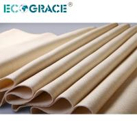 Buy cheap Nomex Aramid PTFE PPS Needle Felt Industrial Filter Cloth Dust Filter Media from wholesalers