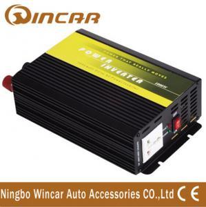 China DC 12V / DC 24 V Car Power Inverter 1600W for mobile phone / laptop wholesale