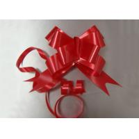 China 15 * 300mm Butterfly Pull Bows for Floral Decoration , christmas gift box ribbons and bows wholesale