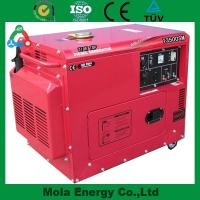 China Soundproof gas power generator with High technology wholesale