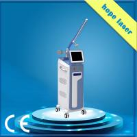 China Wind Cooling Fractional Co2 Laser Treatment Equipment For Clinic 0.2mm Spot Size wholesale