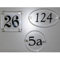 China Excellent Service Fashion Shape  Acrylic Signs wholesale