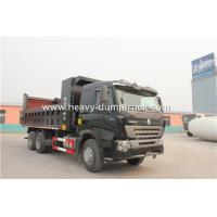 Buy cheap 20m³ Dumper Bucket Capacity Dump Truck Produced By SINOTRUK HOWO A7 Brand from wholesalers