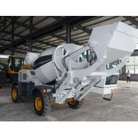 China Euro II 1.5 M3 Concrete Construction Equipment With 2300L Drum Easy Operation on sale