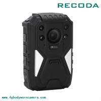 China Drop Resistance 4G Police Body Worn Cameras IP67 Waterproof Wide Angle 140 Degrees wholesale