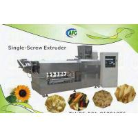 Buy cheap Single Screw Extruder For Extrusion Frying Snacks from wholesalers
