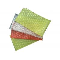 China Plastic Bubble Wrap Packaging Bags , Polythene Wrap Bags Pouches For Shipping wholesale