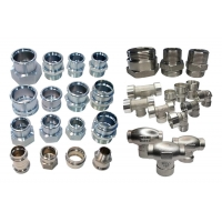China Male Thread Stainless Steel Fittings on sale
