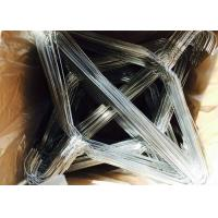 China 1.88 Mm Galvanized Wire Hanger / Low Carbon Steel Wire Coat Hangers wholesale