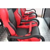 Popular 9 seats 5D Mobile Cinema with in Madagascar with Motion Chair
