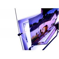 China A4 Size Crystal Outdoor Led Light Box Anti Ultraviolet wholesale