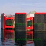 China corrosion resisting UHMW-PE pad for marine fender wholesale