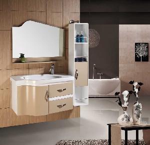 China Bathroom Cabinet / PVC Bathroom Cabinet (W-206) wholesale