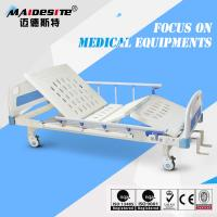 China Classic Design Mechanical Hospital Bed , Hospital Adjustable Beds For Seniors wholesale