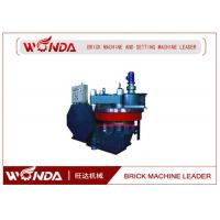 Quality Eight Hole Disk Free Brick Machine In Autoclave Aerated Concrete Block for sale