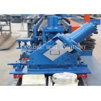 China 5.5KW CU Stud And Track Roll Forming Machine Drywall Channel Forming Making Machine wholesale