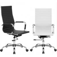 China Ergonomic Office Furniture Chairs , Boss High Back Executive Chair OEM Accept wholesale