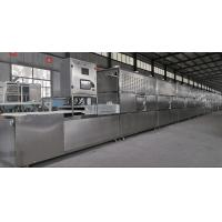 China Introduction of Large Microwave Oven Thawing Machine wholesale
