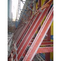 Quality Single-side Bracket Concrete Wall Formwork with High level of universality for sale