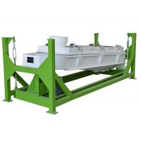 China Animal Poultry Wood Pellet Screener Heavy Duty Rotary Screen Low Failure Rate on sale