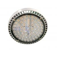 China 22600lm Meanwell HLG Series Driver Led Canopy Lights Tempered Glass Reflector wholesale