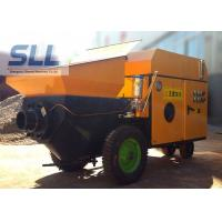 China Stable Performance Concrete Mixer And Pump wholesale