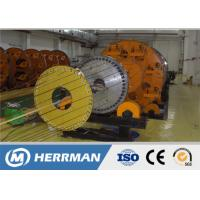 China Portal Structure  Wire Production Line Continuous Transposed Cable Machine wholesale