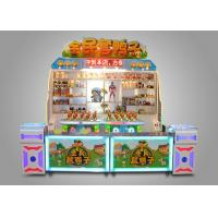 China CustomKids Preferred Carnival Games Machine 500W 2 Players For Arcade wholesale