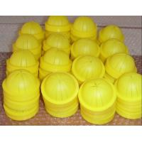 China Plastic basket catcher Flex Plugs from Entering Hollow Stem Auger wholesale