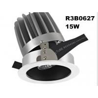 Buy cheap Hign CRI Cut out 110mm Adjustable and Dimmable Aluminum White IP20 Interior LED Downlight/R3B0627 from wholesalers