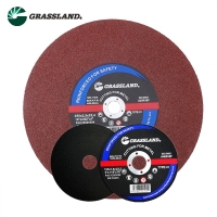 China Grit 60 4-1/2 In X 1/16 In X 7/8 In Aluminium Cut Off Disc For Hardened Steel wholesale
