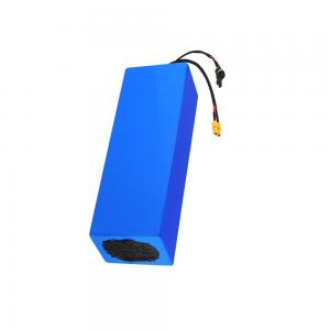China 60V 30Ah 18650 Lithium Ion Battery 1C Discharge Lithium Rechargeable Batteries wholesale