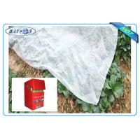 China Degradable Weed Control Mat Made from Black or White Anti-UV PP Non Woven Fabric wholesale