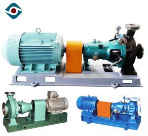 China Anti - Corrosion Chemical Centrifugal Pump / Oil Transfer Pump API610 Standard wholesale
