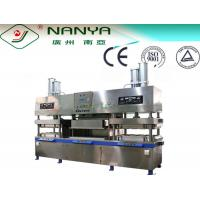 China Degradable Paper Lunch Box Container / Fast Food Box Making Machine with 2000pcs/h wholesale
