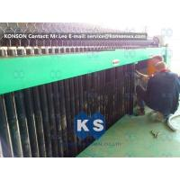 China Double Twist Gabion Box Machine Production Line Smooth Running With Large Mesh wholesale