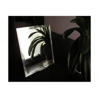 China Bathroom Colored Mirror Glass 3mm - 8mm Thickness Shape Customized For Hotel wholesale