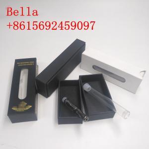 Quality Custom printed display vape oil box THC vape oil cartridge packaging paper box for sale