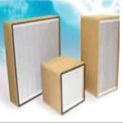China Mini-pleat V-shape air filter wholesale