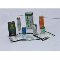 China Multi - Pack Body Sleeve Etiket Printable Shrink Wrap for Cosmetics / Pet Food / Battery wholesale