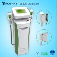 China Frozen fat cryolipolysis cool shaping machine / cryotherapy for fat removal wholesale